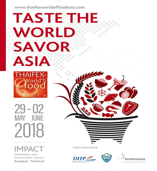 THAIFEX World Food Asia