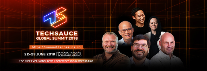 Techsauce Global Summit 2018